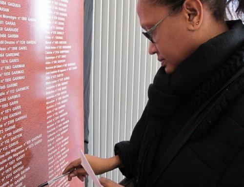 A Grigny, les Antillais à la recherche de leurs ancêtres esclaves