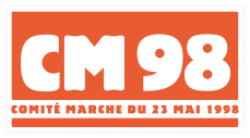 Comité Marche 23 Mai 1998 Logo