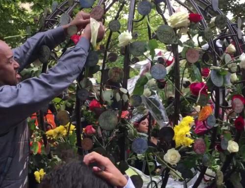 23 mai : à Saint-Denis, l'émouvant hommage des descendants aux victimes de l'esclavage