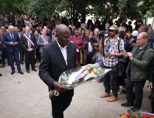 23 mai 2019 – Discours de M. Gordien Emmanuel – Président du CM98