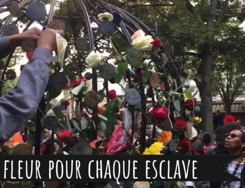 Les monuments aux esclaves en Ile de France