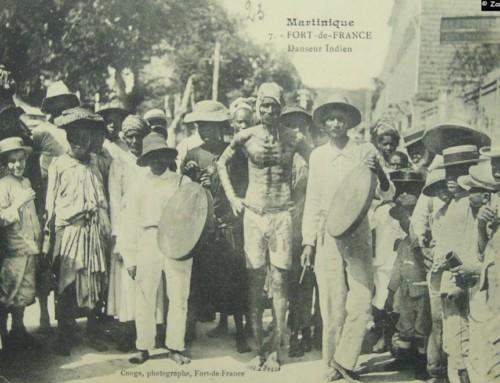 Sieur Ramsamy le premier indien décédé à Gourbeyre