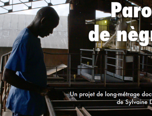 Paroles de nègres – Un film de Sylvaine Dampierre a besoin de votre aide