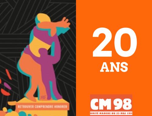Le CM98 à 20 ans !