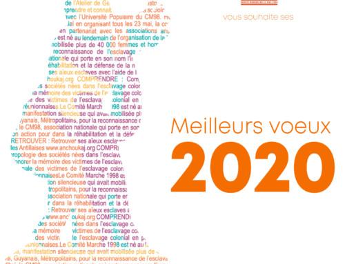 Les vœux de nouvel an 2020 du CM98