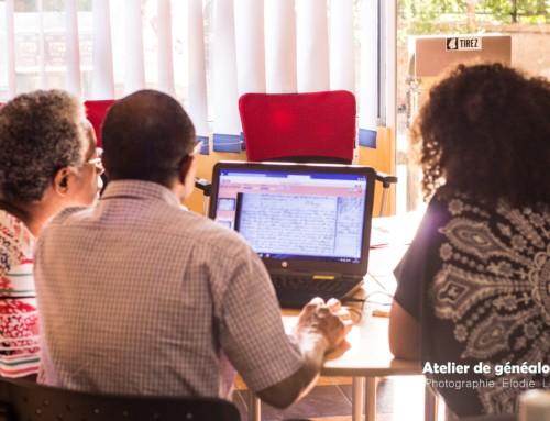 Les permenances des ateliers de généalogie et d'histoires des familles antillaises sont suspendues