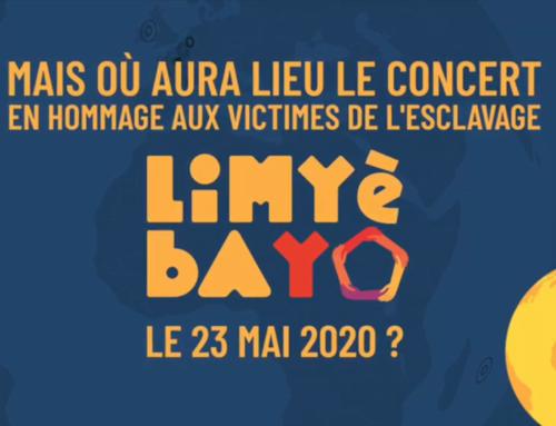 Concert Limyè Ba Yo à la mémoire de nos ancêtres