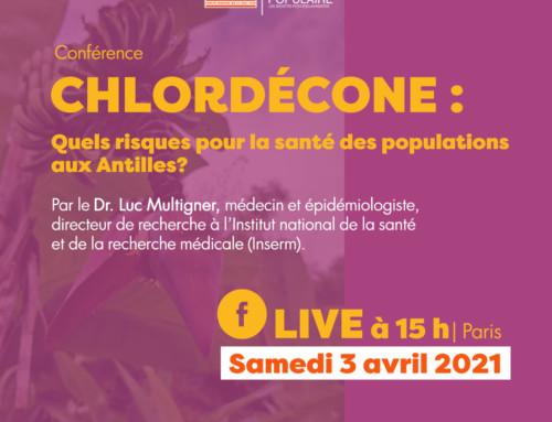 Chlordécone : Quels risques pour la santé des populations aux Antilles ?